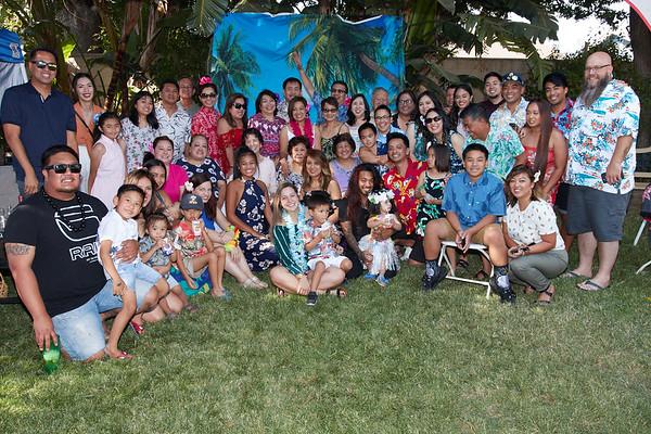 Benitez Family Reunion 2018