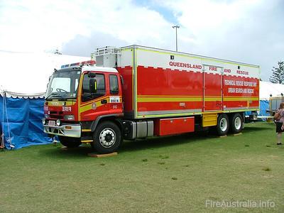 QFRS Fleet 910