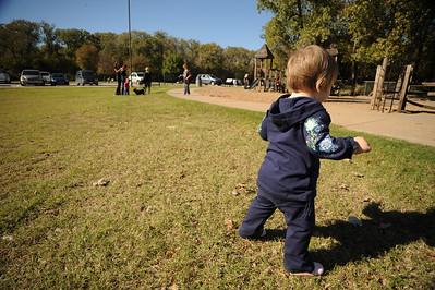 In parc cu tsushtele