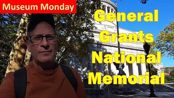 General Grants Memorial Monument