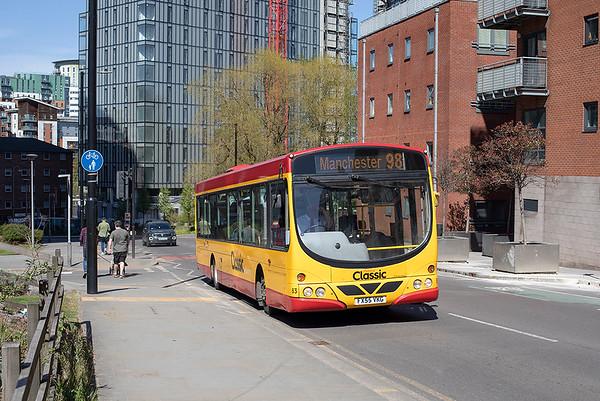 22nd April 2021: Manchester