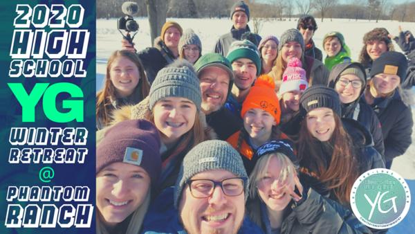 HS Winter Retreat @Phantom Ranch (jan 2020)