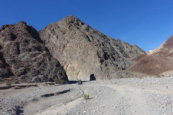 Death Valley Backroads - Nov 25, 2017