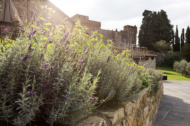 Castello del Trebbio Winery