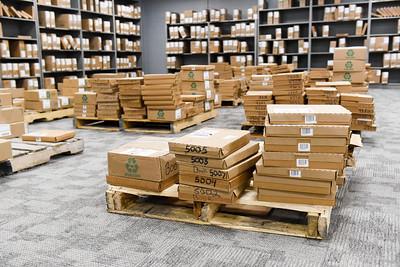 Bruin Books storage