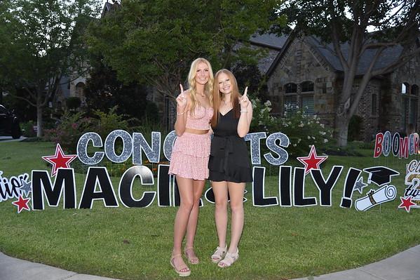 Macie & Lily 6-20-2020