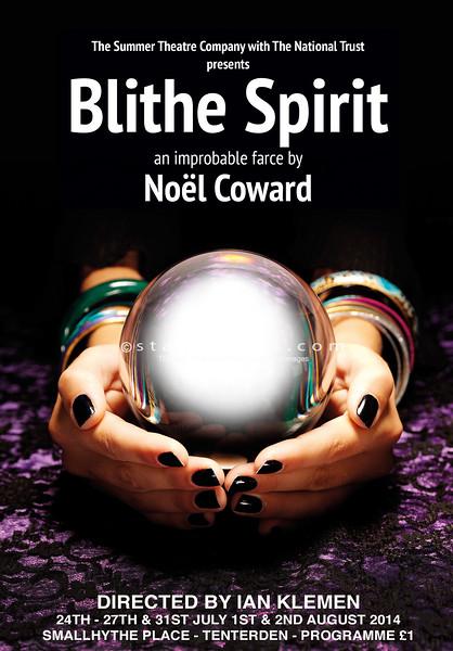 Blythe Spirit 2014