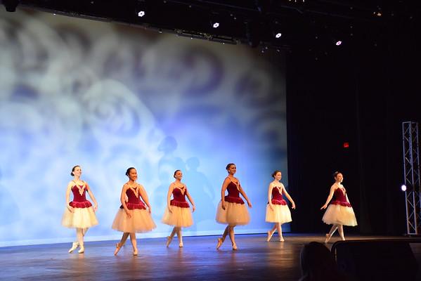 Bailadoras Spring Show 2015
