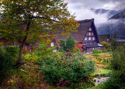 Gassho Villages