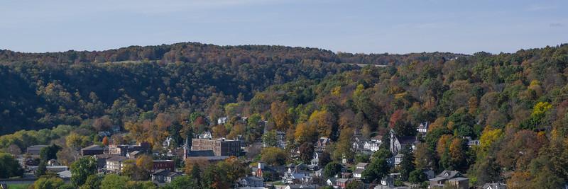 Emlenton, PA Fall