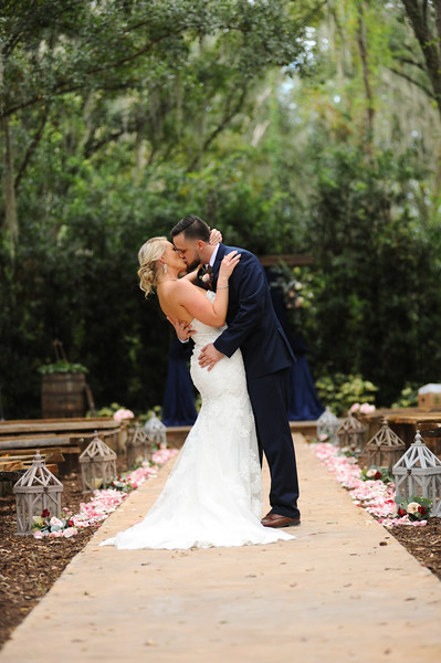 Florida Barn Weddings- Alex & Justin