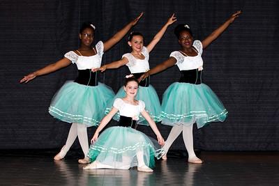 Atascocita - Ballet C1 Wed 6:00