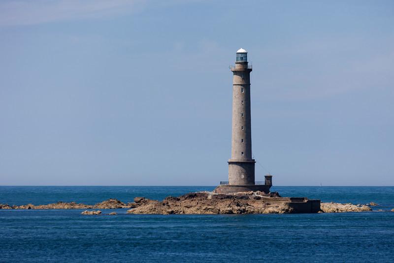 Lighthouse of Goury at Cap de la Hague - Phare de la Hague, Goury, Basse Normandy, France
