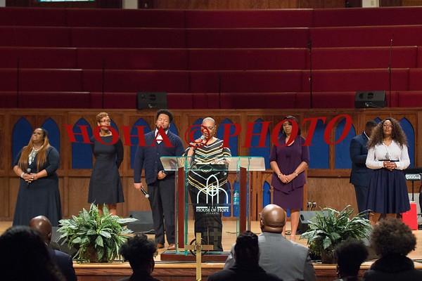 Church Service March 4, 2018 7:30am