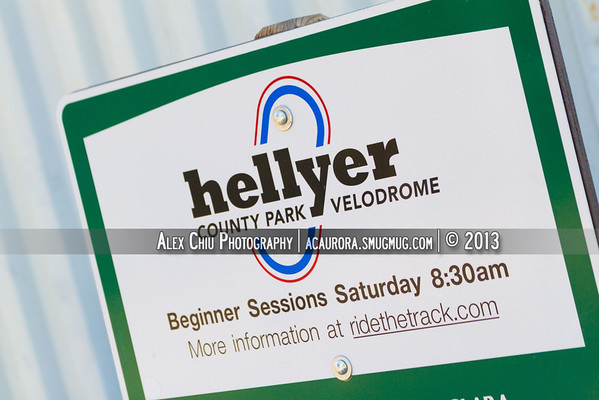 2013-05-24 Hellyer Velodrome Friday Night Racing Series