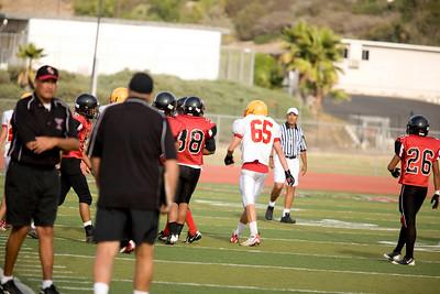 San Clemente vs Mission JV