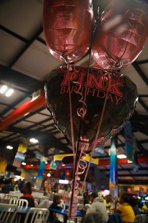 Nicole's Pink Birthday Celebration