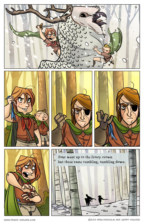 A Boy Must Learn, Part Six