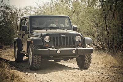 My Jeep photos taken by Darren Hall