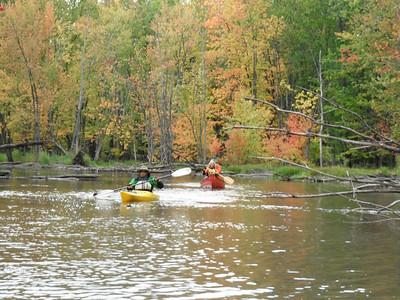 Beaver River September 2012