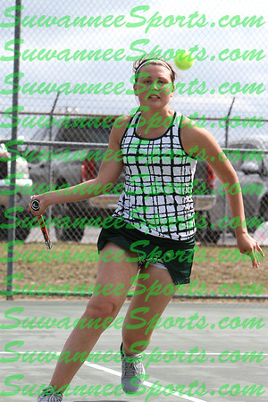 Suwannee High School Tennis 2017