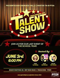 Talent Show 2021