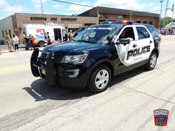 2016 Newburg Firemen's Parade