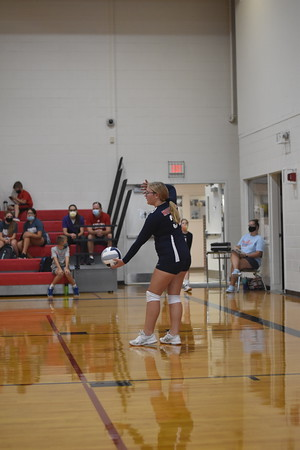 8th Volleyball vs. Gretna Aspen Creek