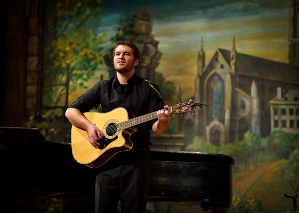 Zach's Recital - St. Olaf