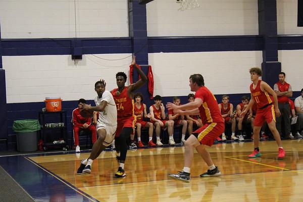 V Boys Basketball