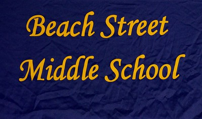 Beach Street NJHS Induction Ceremony
