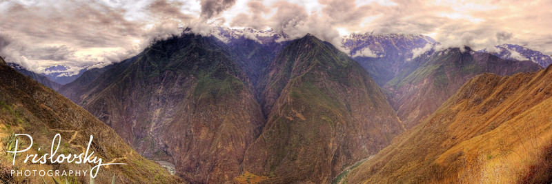 The Trail to Choquequirao – Peru