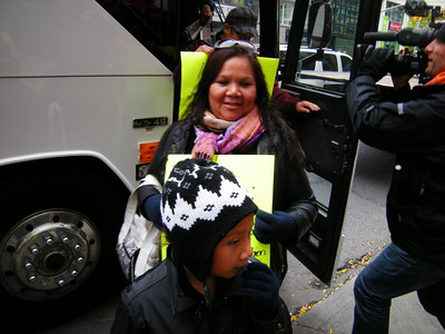 Six Nations protest lack of school supplies, books