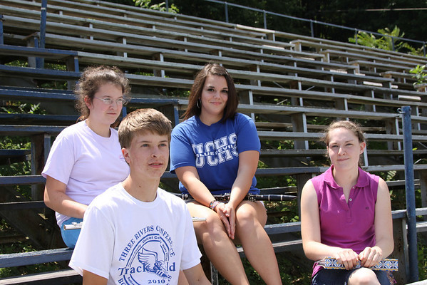 UCHS Band Students