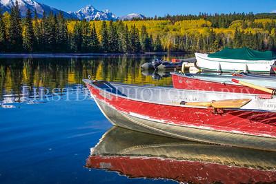 Jasper National Park, Alberta, Canada Sept 2015