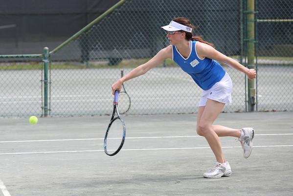 Charlotte Christian Tennis Tournament 2014