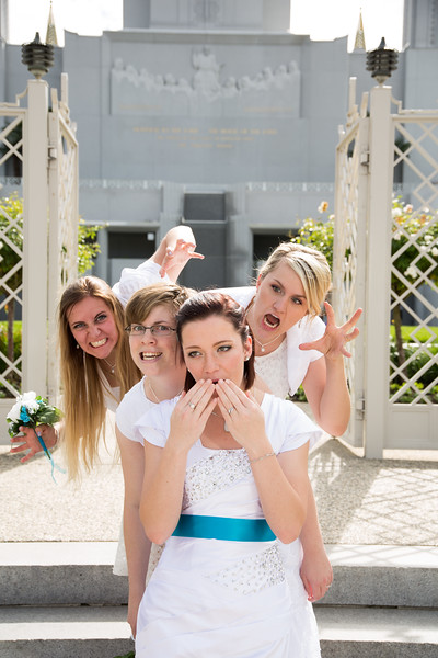 Candid & Group Photos - Oakland LDS Temple