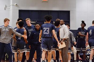 OE Boys Varsity Basketball Vs Joliet Central (IHSA Regional Finals)2018