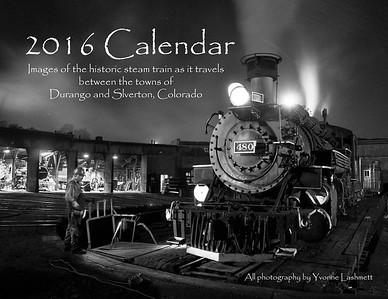 2016 Train Calendar