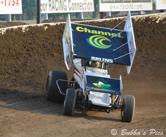WORLD OF OUTLAWS at TRI-STATE SPEEDWAY 05/03/15