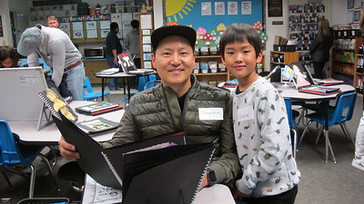 Open House Brings Out the Families of LCE