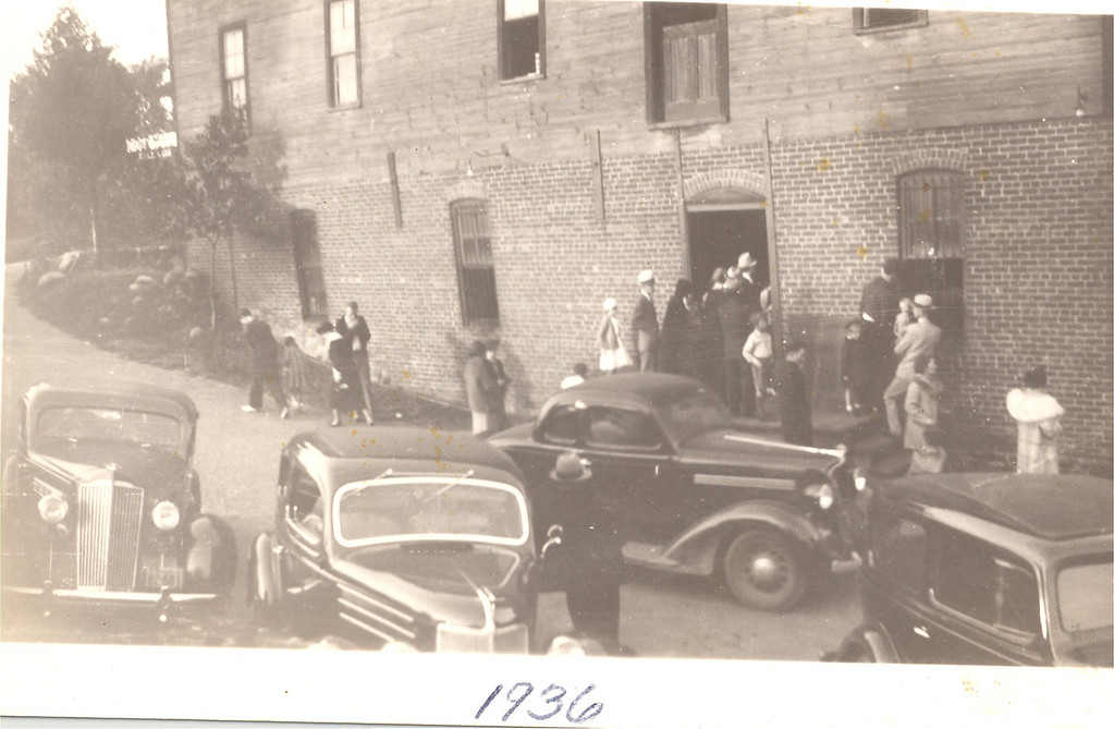 . Yates Cider Mill in 1936.  Photos courtesy of Yates Cider Mill.