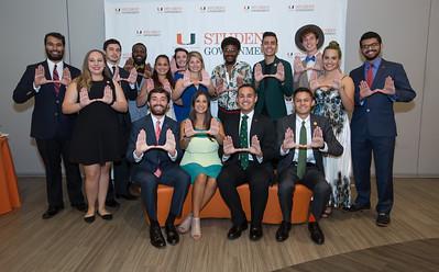 Inauguration Banquet - April 10, 2018