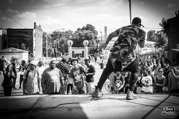 Hip-Hop Revival (Jun 16)