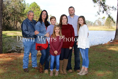 Fiveash Family