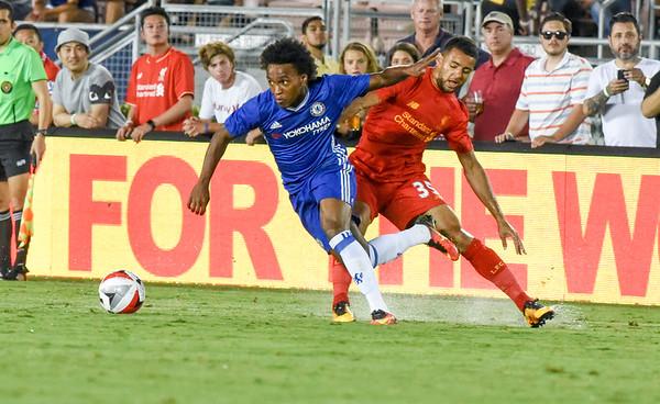 7-27-16 Chelsea VS Liverpool Rosebowl