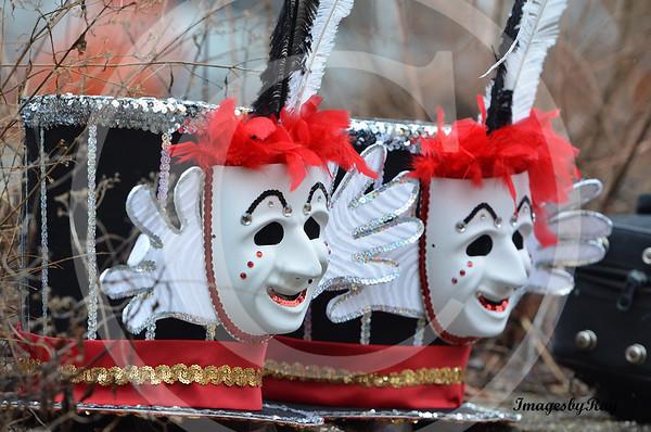 Mardi Gras in Manayunk
