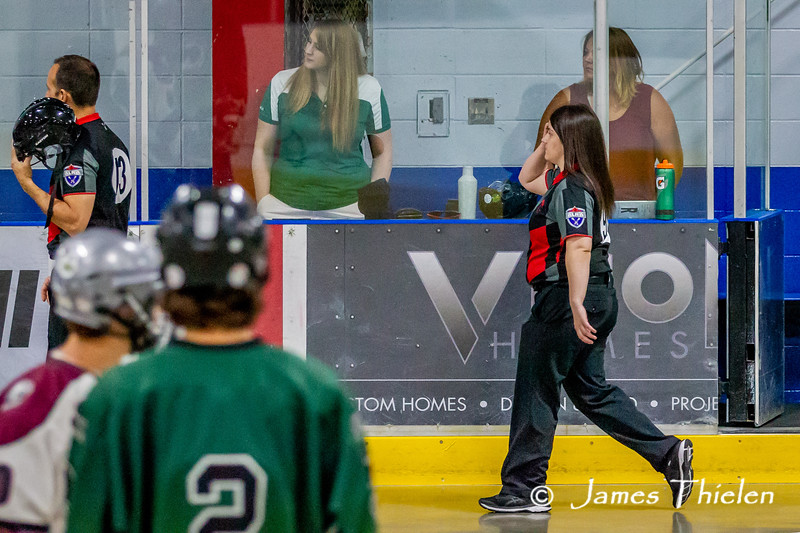 Playoffs, July 21, 2018 Okotoks Marauders vs Calgary Mountaineers