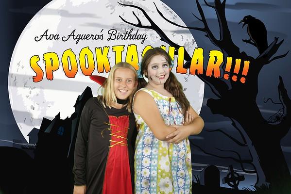 Avas Spooktacular Photos