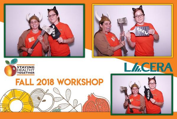 LACERA FALL WORKSHOP 2018